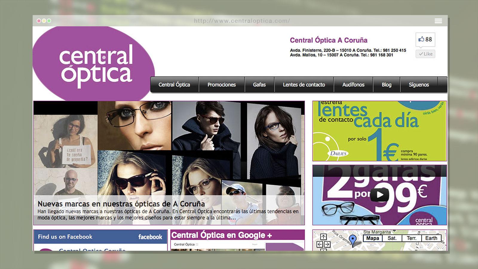 centraloptica.com