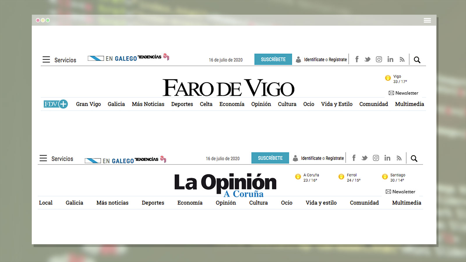 farodevigo.es | laopinioncoruna.es