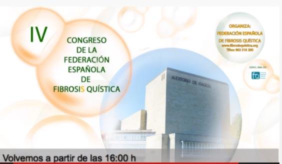 Streaming: IV Congreso FQ