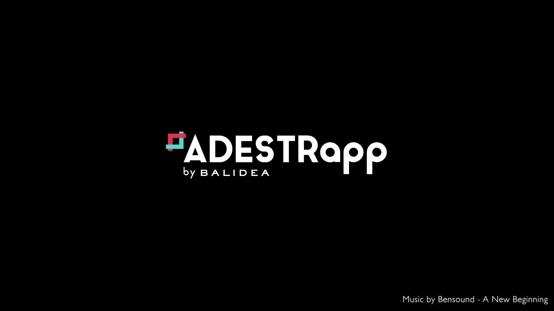 Videos promocionales ADESTRapp