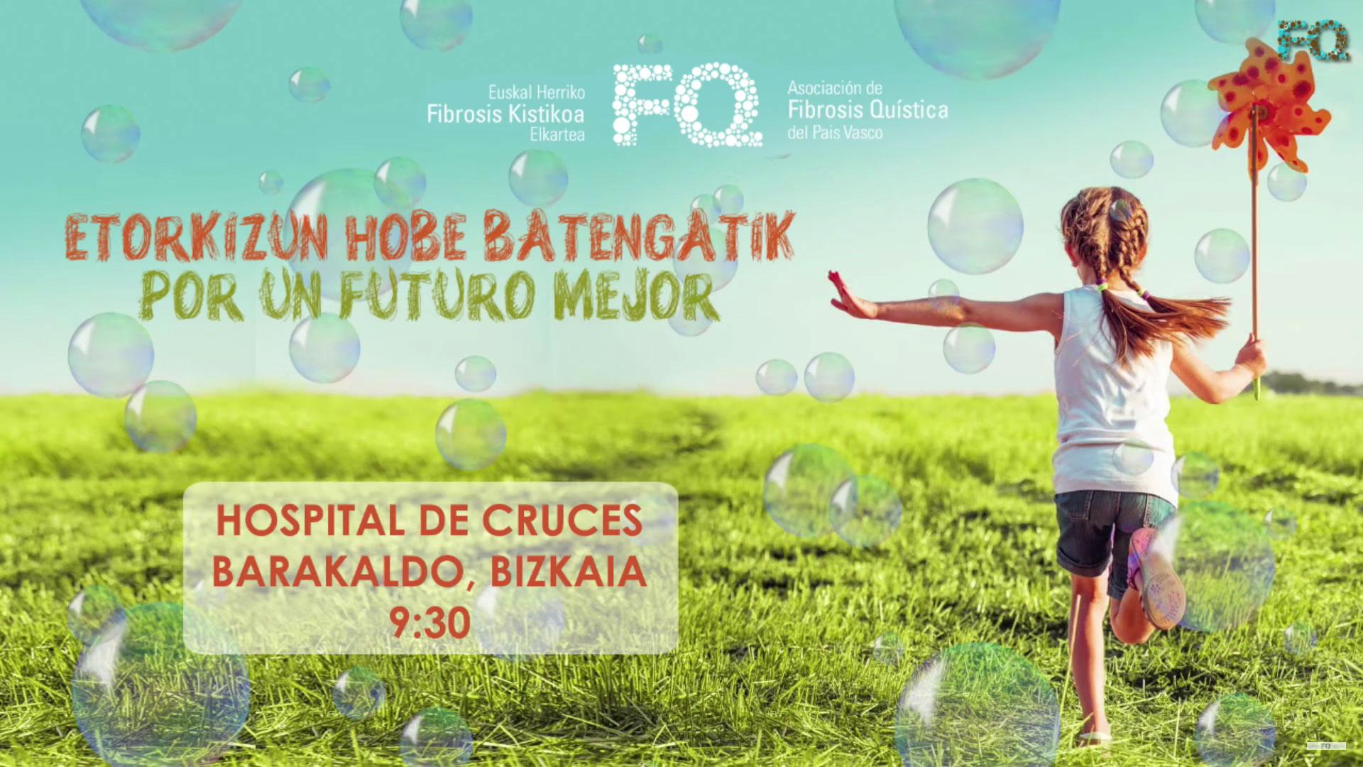 """Jornada FQ Euskadi 2016 """" Por un futuro mejor"""""""