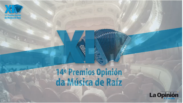 XIV Premios Opinión da Música de Raíz