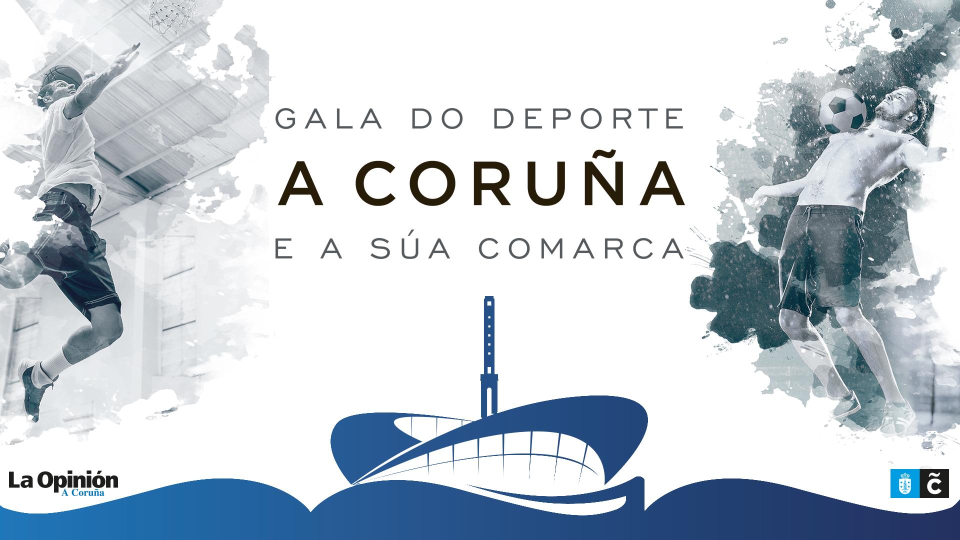 I Gala do Deporte da Coruña e a súa Comarca
