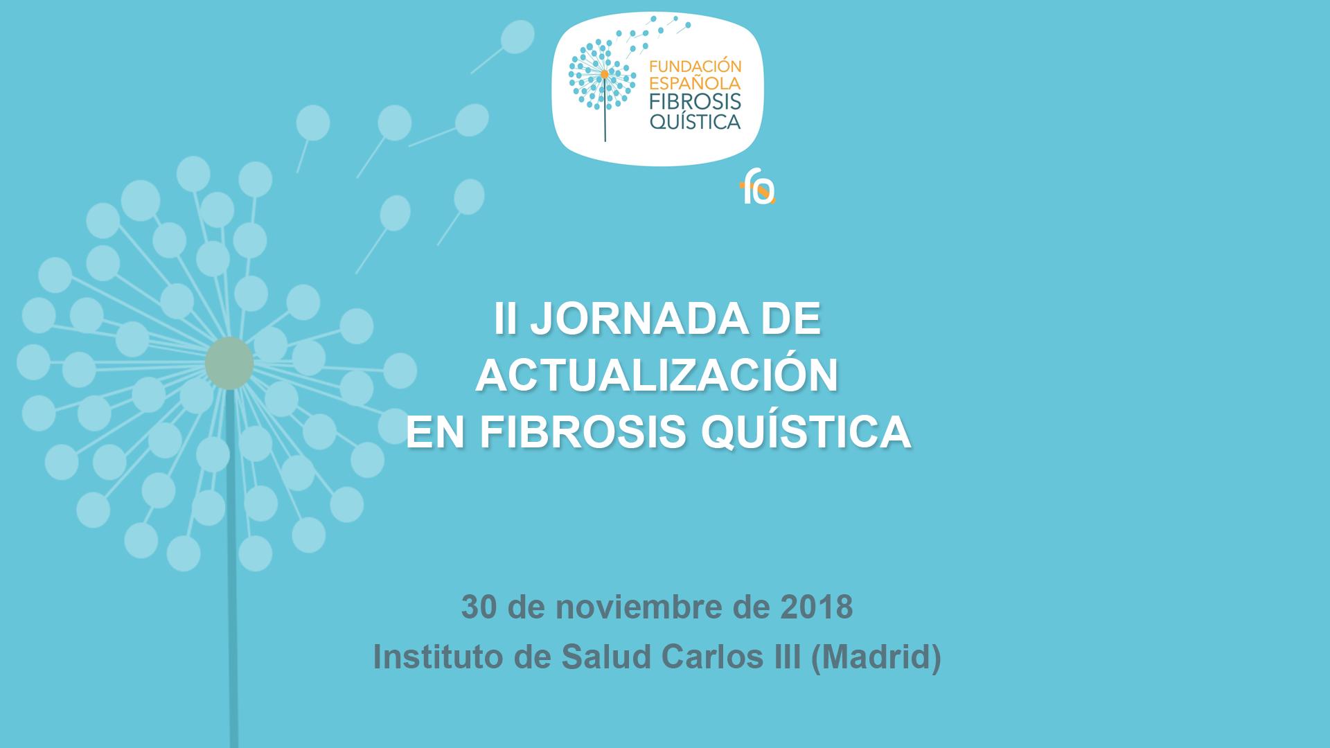 II Jornada de actualización en Fibrosis Quística