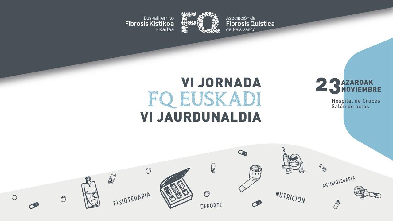 VI Jornada de Fibrosis Quística de Euskadi