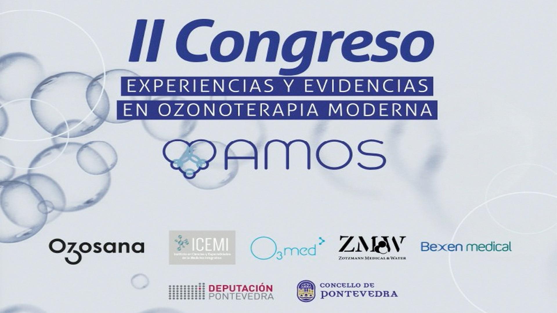 II Congreso Internacional de Ozonoterapia