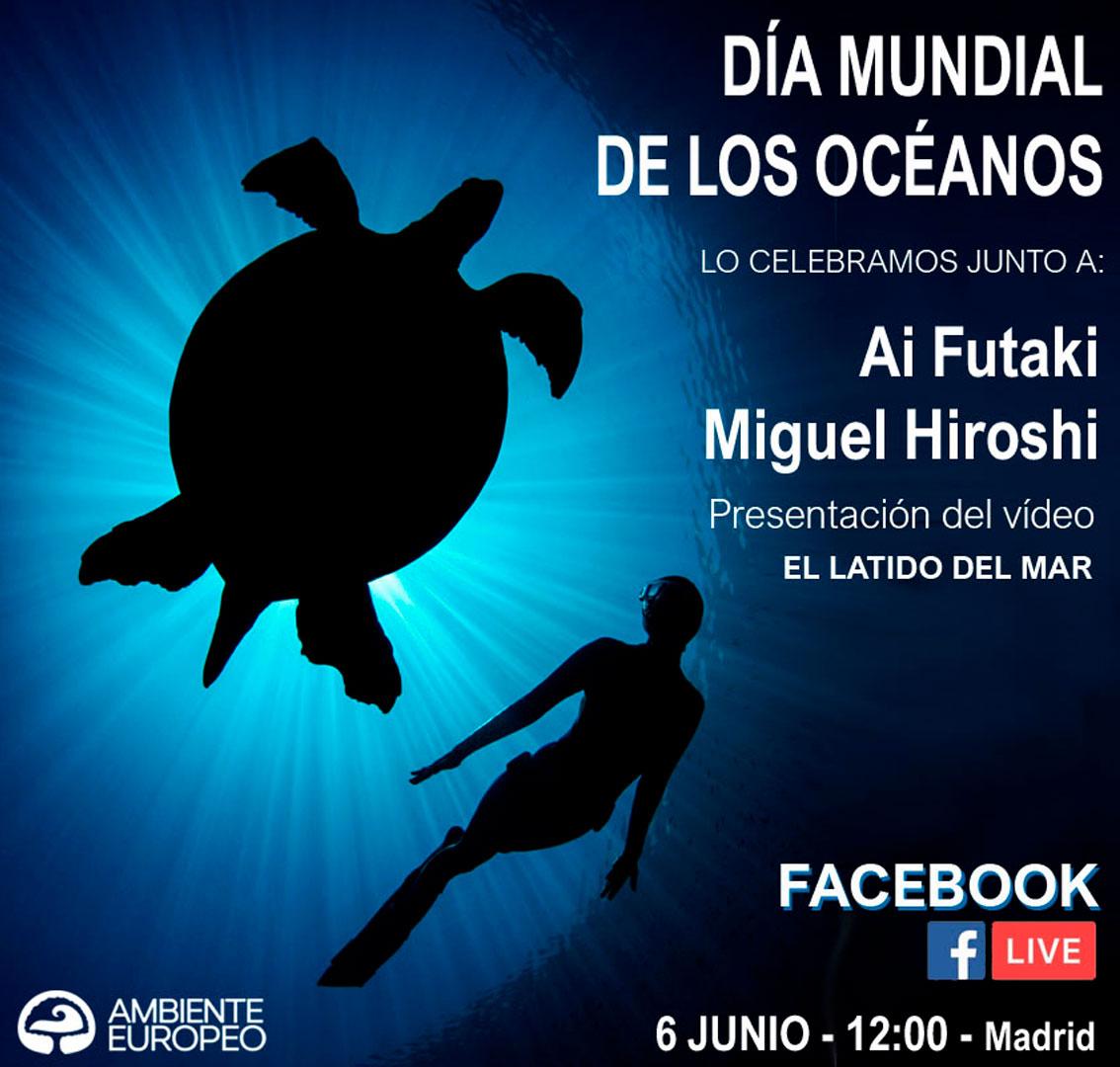 Webinar Online: Día Mundial de los Océanos