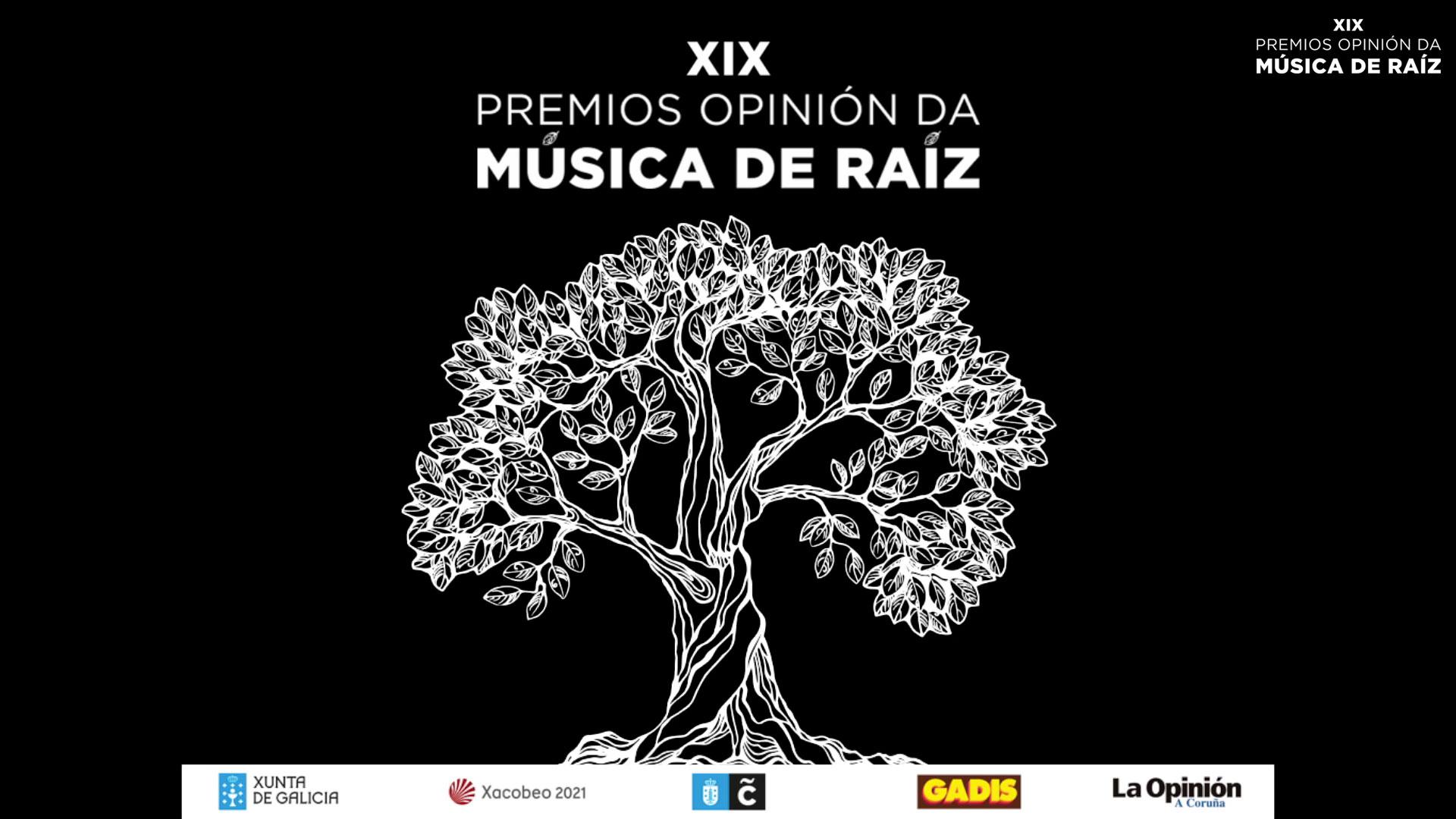 XIX Premios Opinión da Música De Raíz