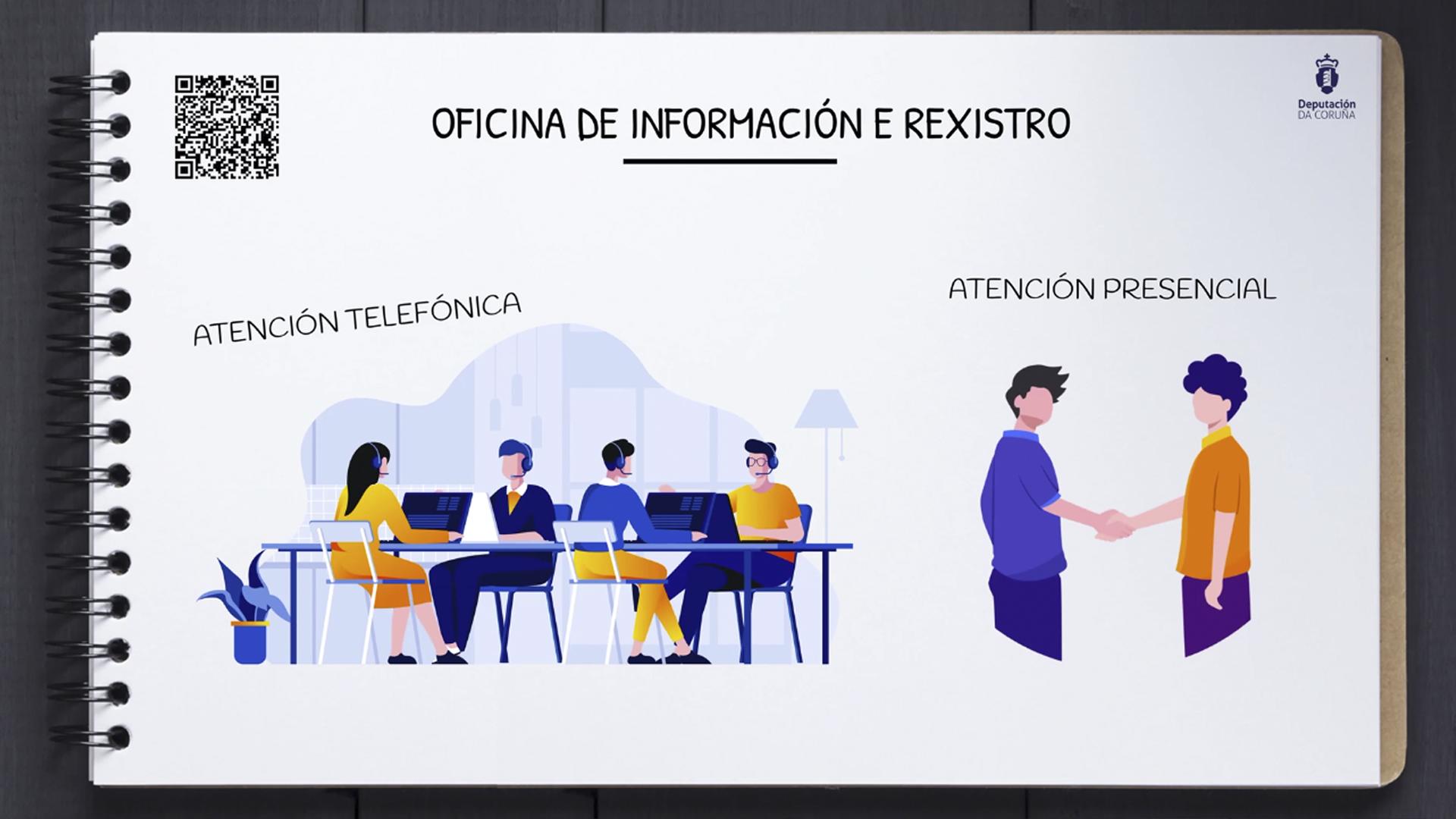 Video Promocional para la Deputación Provincial da Coruña 2020