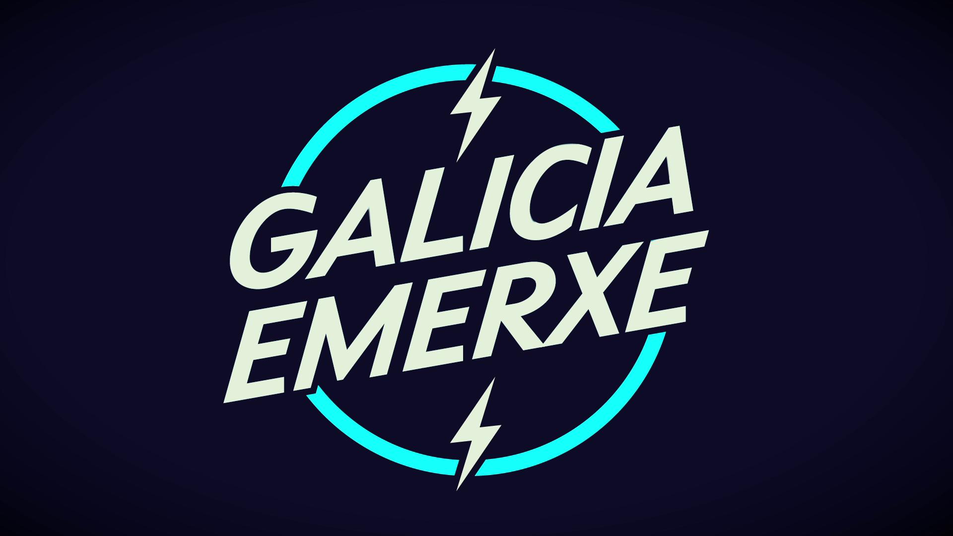 """Programa de TV """"Galicia Emerxe"""""""