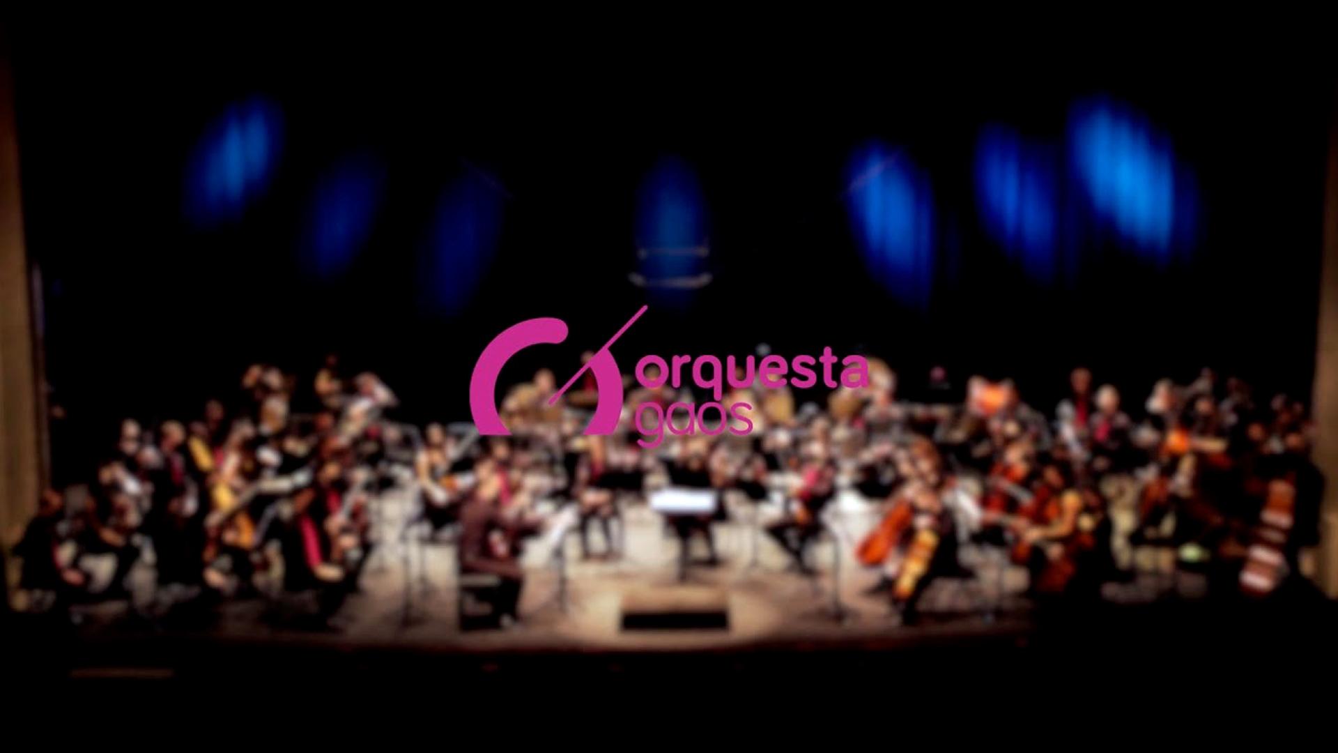 Concierto de Año Nuevo de la Orquesta Gaos
