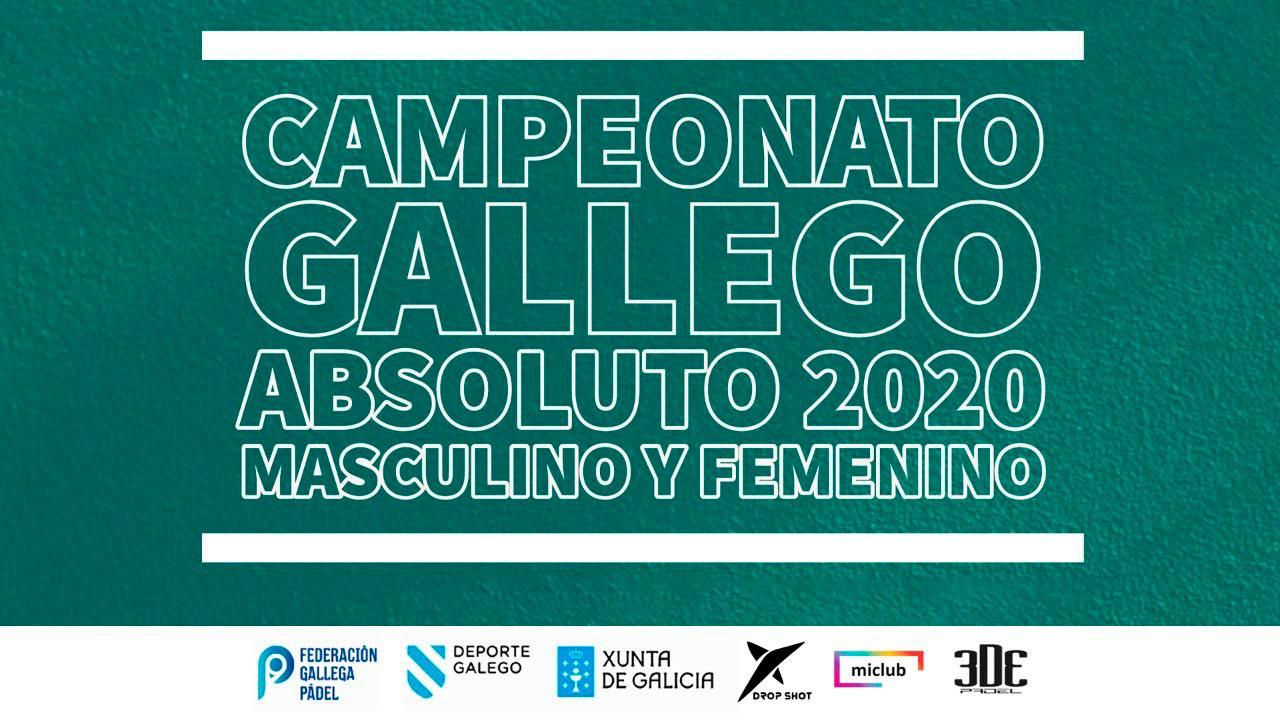Campeonato Gallego Absoluto 2020