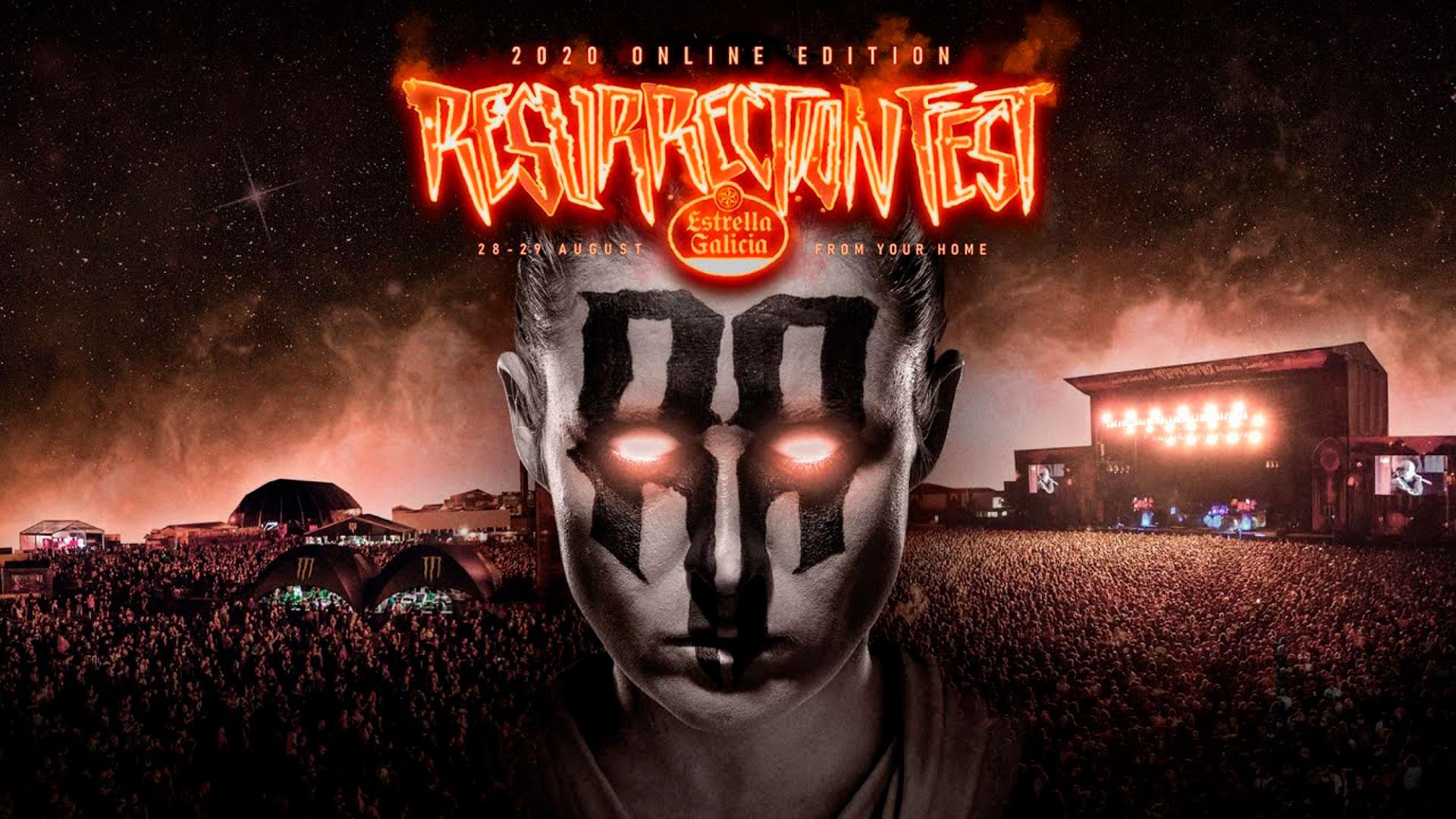 Resurrection Fest: Online Edition