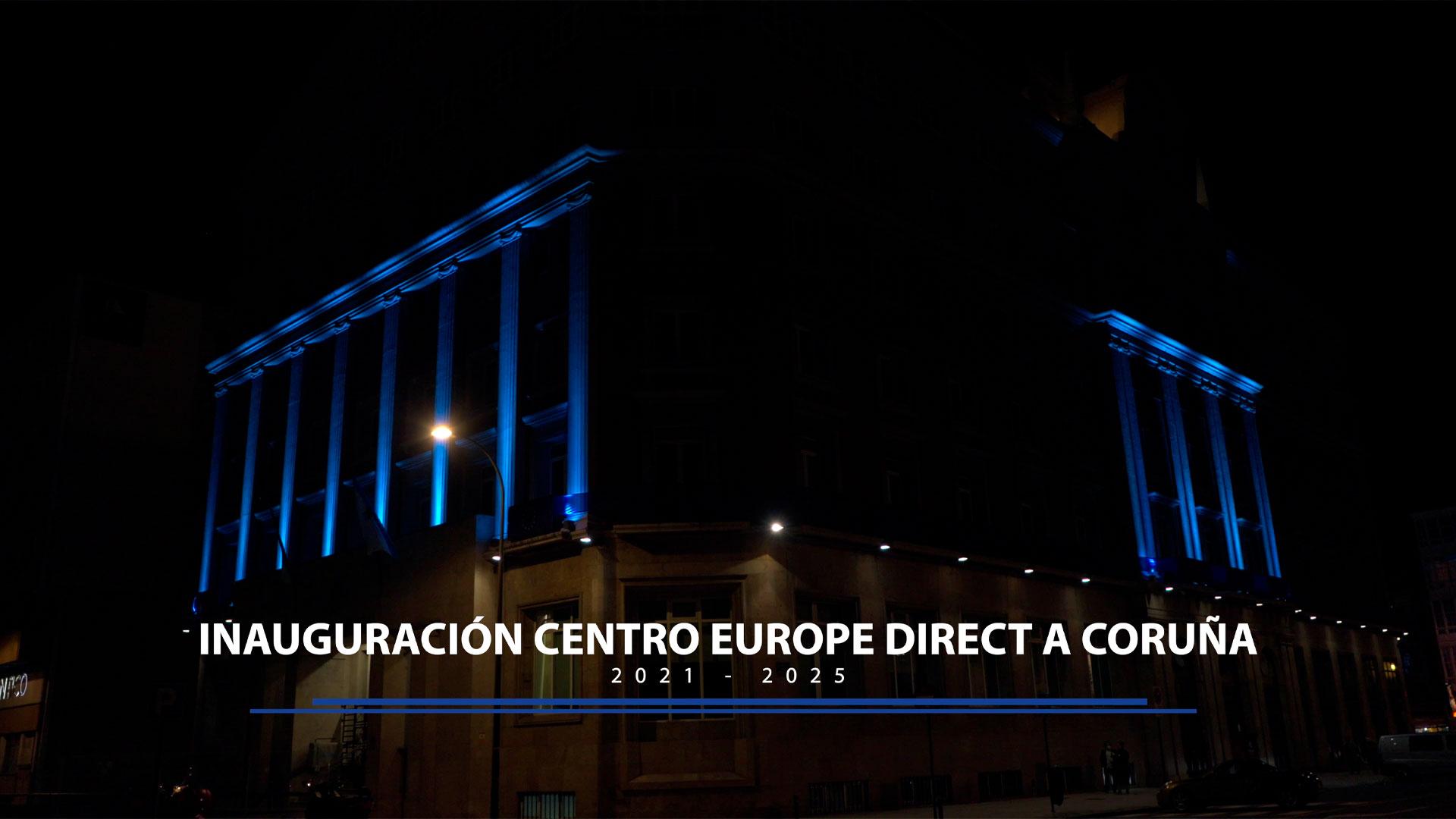 Europe Direct A Coruña