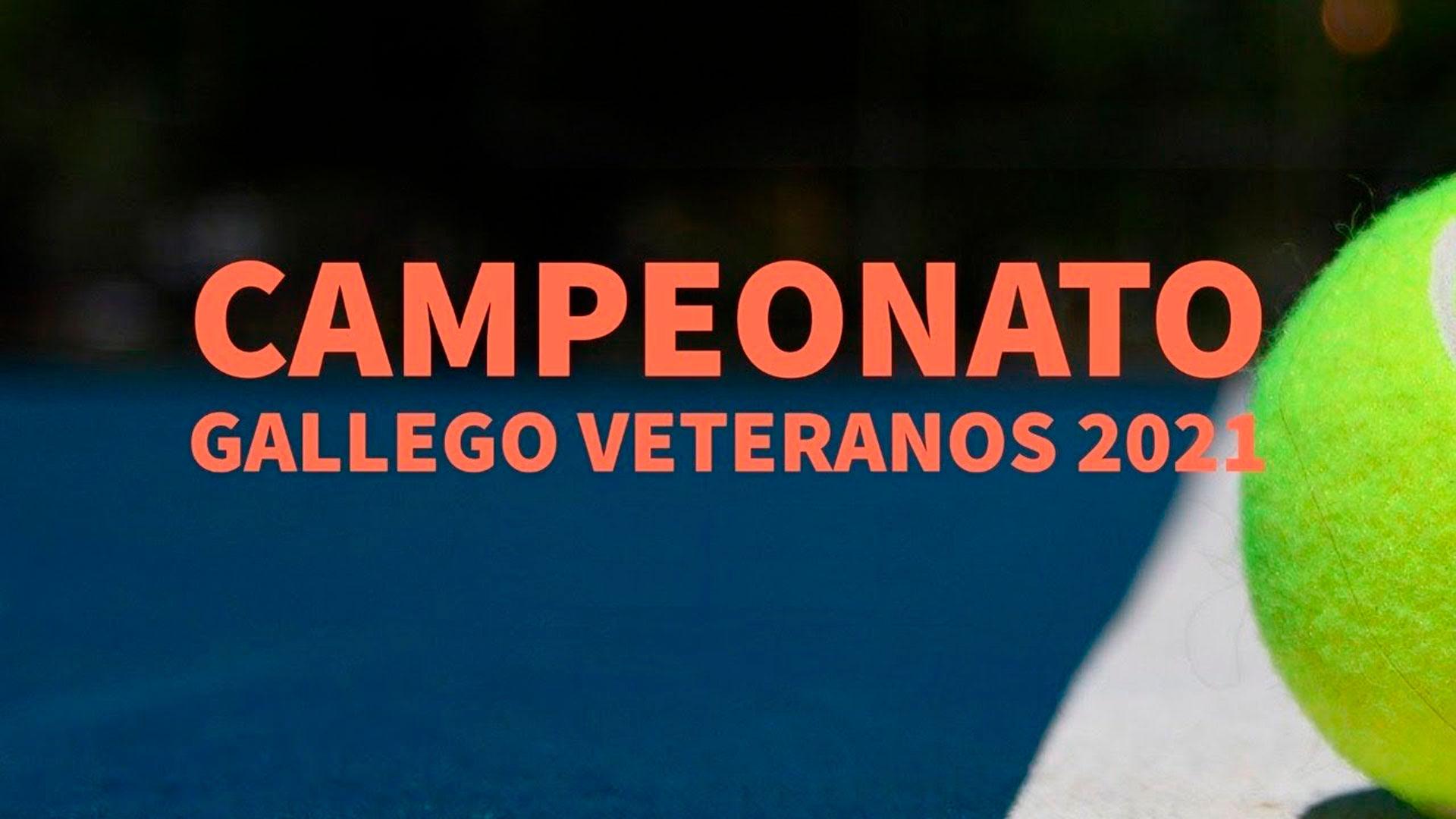 Campeonato Gallego de Veteranos 2021