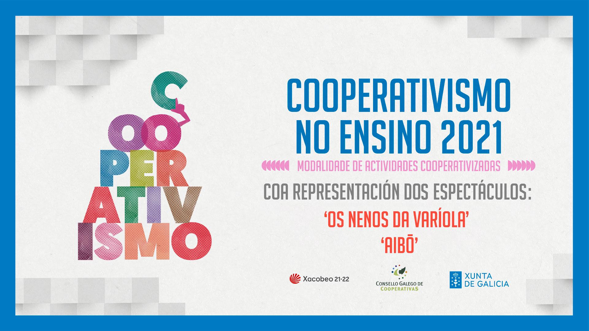 Cooperativismo no Ensino 2021