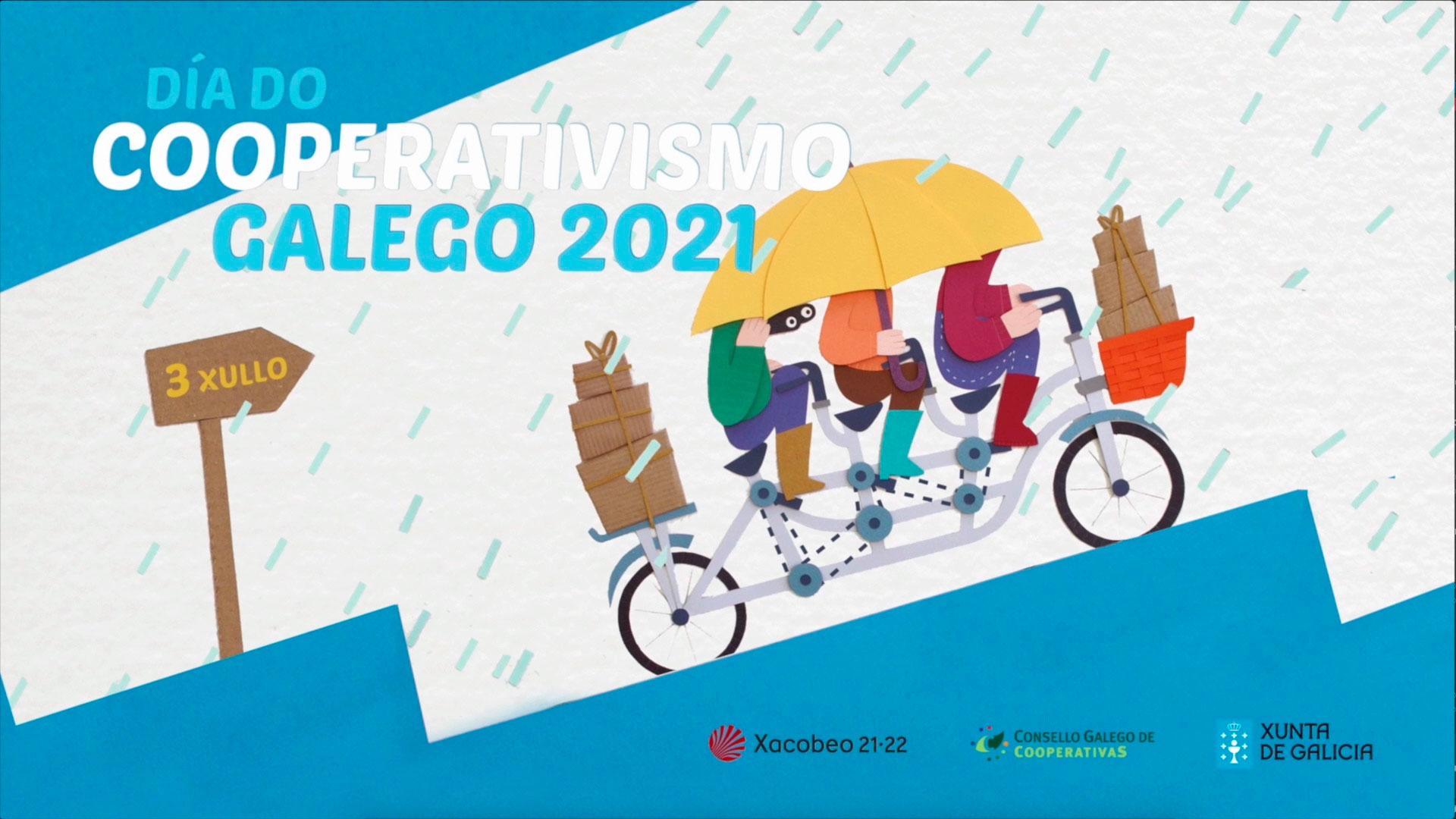 Día do Cooperativismo Galego 2021