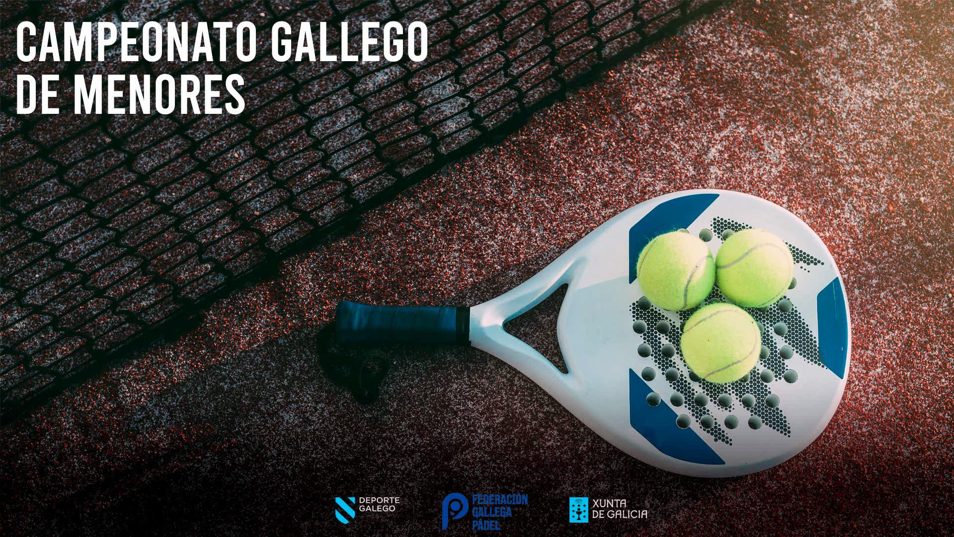 Campeonato Gallego de Menores 2021