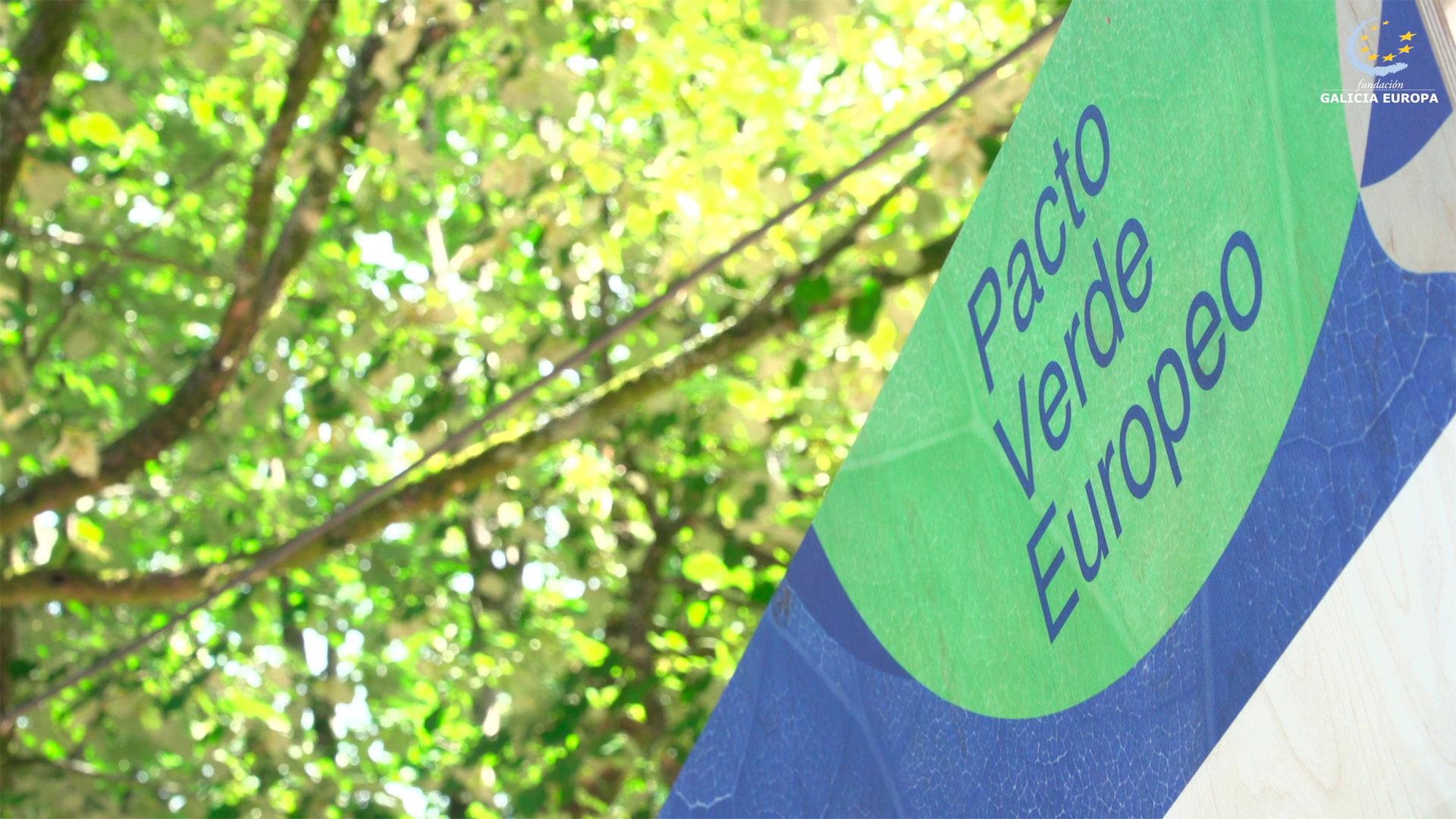 Exposición sobre el Pacto Verde Europeo