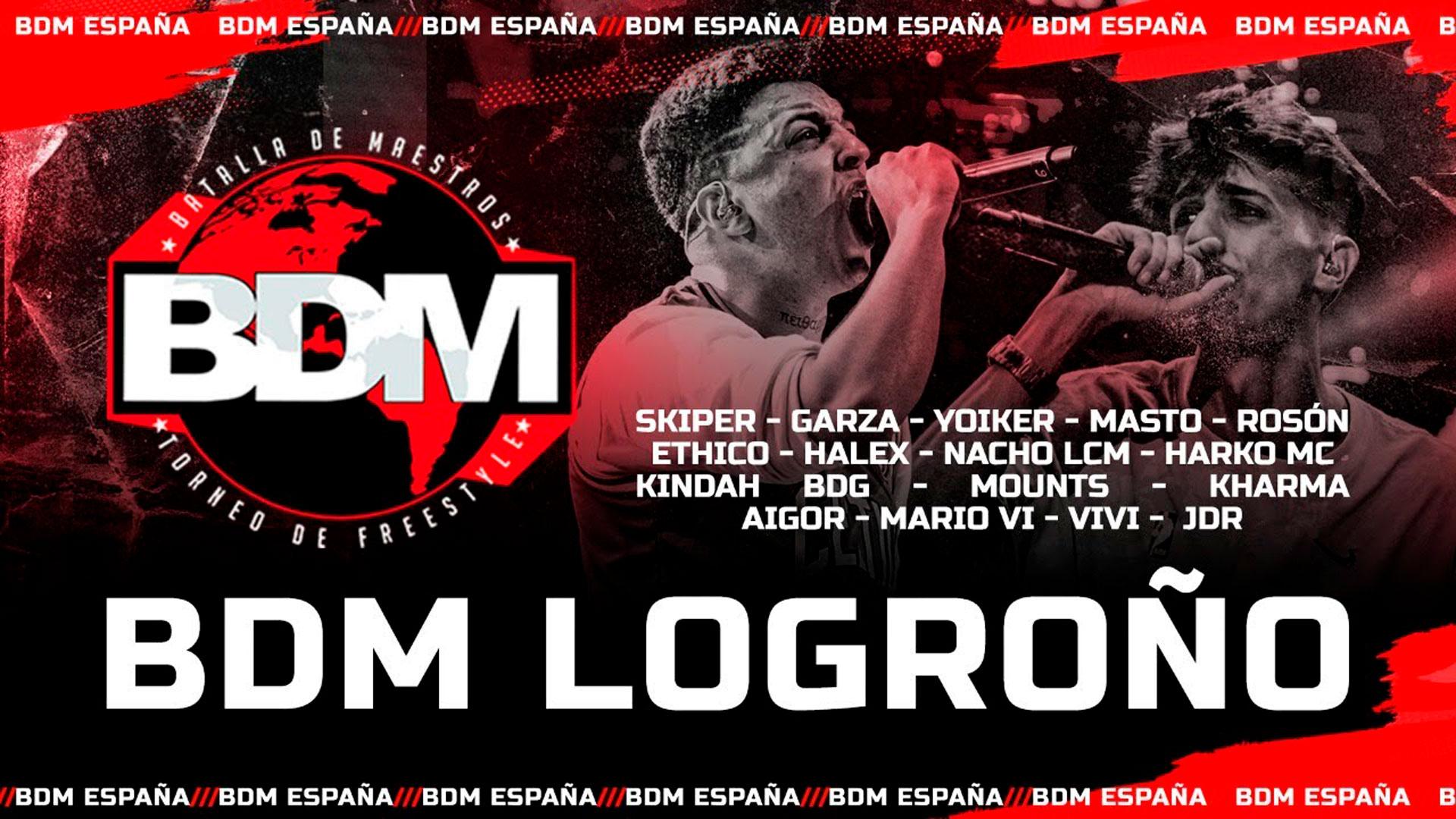 BDM Logroño